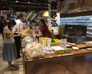 台北微風廣場 復興店にて九州フェアを開催♫