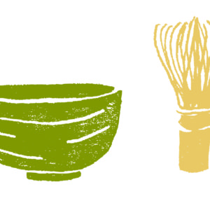素材を楽しむ小城羊羹(抹茶)