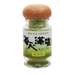 海人の藻塩 抹茶塩