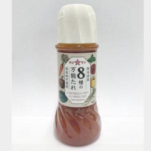 熊本縣產8種的萬用醬料
