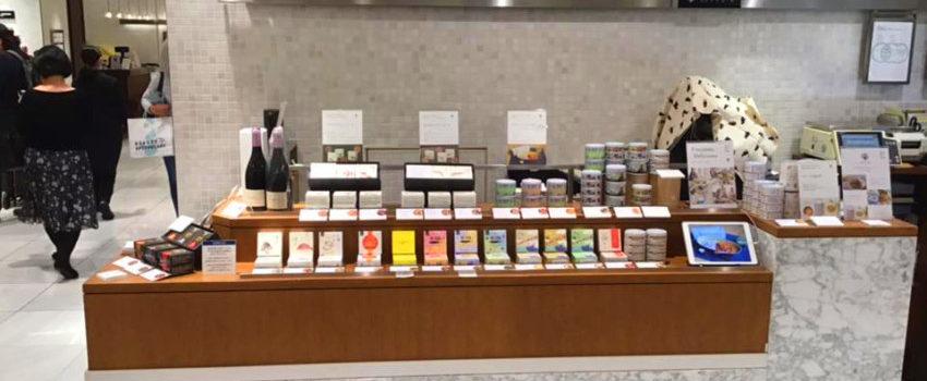 カンナチュール関東圏初出店!伊勢丹新宿店にてポップアップオープン♪