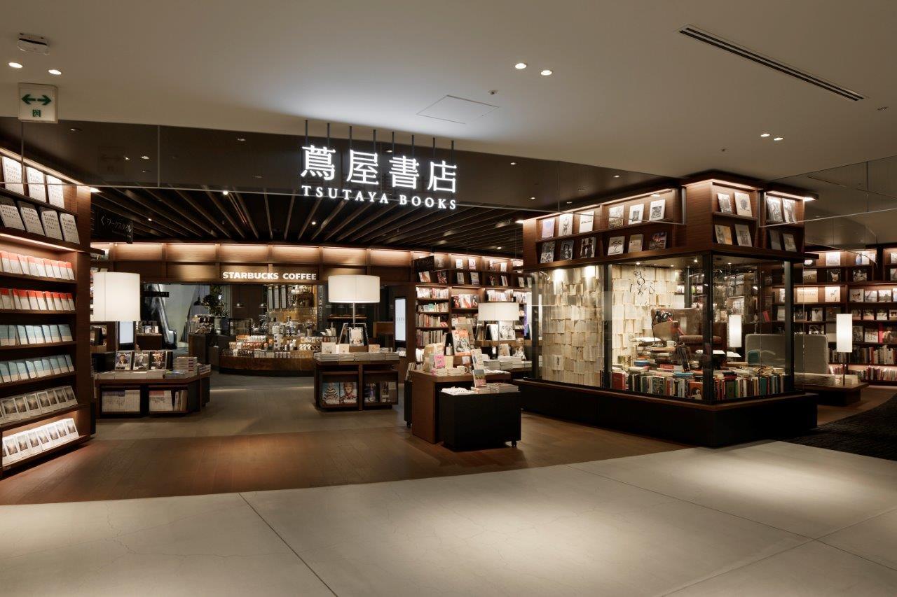 梅田 蔦屋書店にて期間限定の特設コーナーが設けられています!!